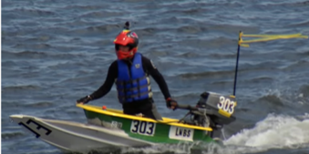 Bathtub racing in Nanaimo