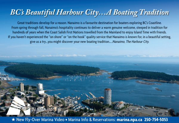 BC's Beautiful Harbour City