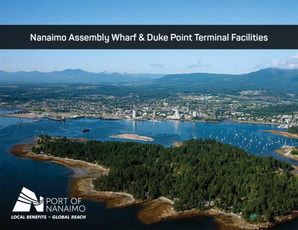 Nanaimo Assembly Wharf & Duke Point Terminal Facilities Quick Facts