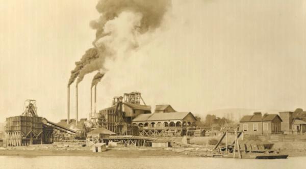 Coal Mining Days Nanaimo