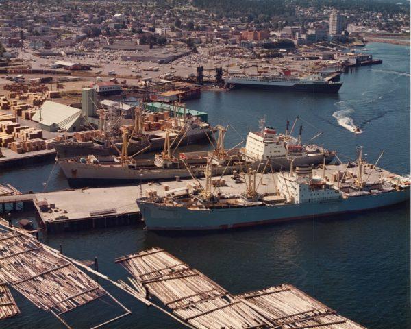 Nanaimo Assembly Wharf