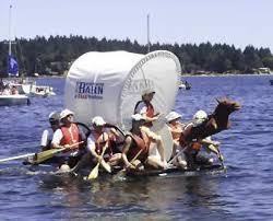 Silly Boat Race - Nanaimo