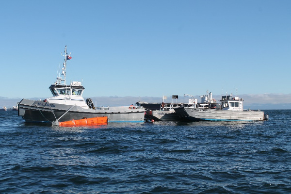 Spill Recovery vessels - WCMRC