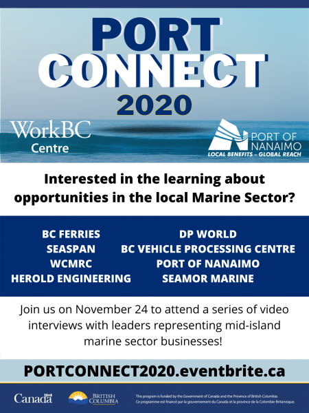 Port connect 2020 - November 24